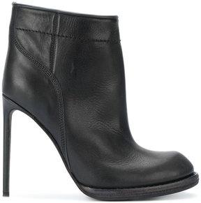 Haider Ackermann stiletto heel boots