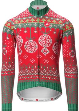 Castelli Holiday 2017 Sweater Jersey