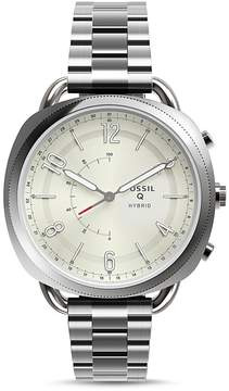 Fossil Q Accomplice Slim Hybrid Stainless Steel Smart Watch, 38mm