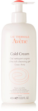 Avene - Cold Cream Ultra Rich Cleansing Gel, 400ml - Colorless