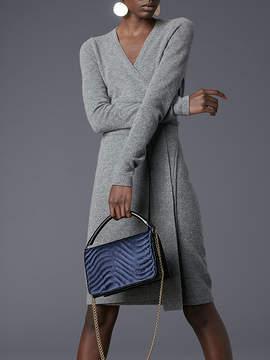 Diane von Furstenberg Quilted Bonne Soirée Bag