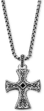 Scott Kay Men's Onyx Pendant Necklace in Sterling Silver