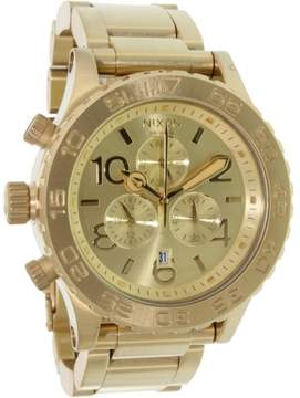 Nixon Men's A037502 Stainless Steel Watch, 42mm