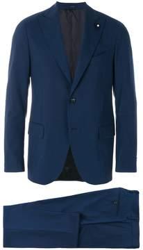 Lardini slim single breasted suit