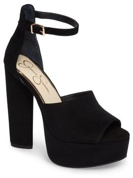 Jessica Simpson Women's Elin Platform Sandal