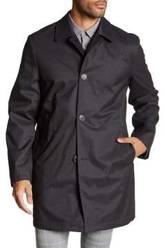 Hart Schaffner Marx Reversible Raincoat
