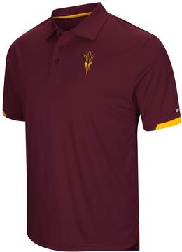 Colosseum Men's Arizona State Sun Devils Wedge Polo