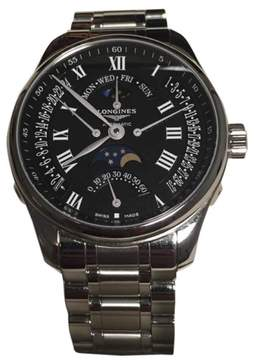 Longines Master Stainless Steel Automatic 44mm Mens Watch