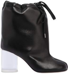 Maison Margiela 80mm Tabi Oversize Coated Neoprene Boots