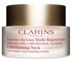 Clarins Extra-Firming Neck Anti-Wrinkle Rejuvenating Cream/1.6 oz.