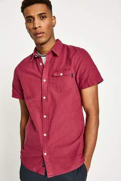 Jack Wills Sunningdale Short Sleeve Shirt