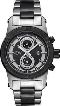 JBW Strider Two-tone Steel Case Diamond Bezel Men's Watch