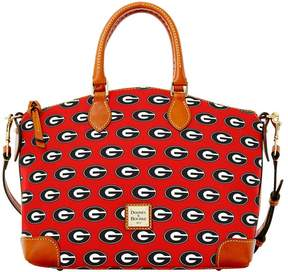 Dooney & Bourke NCAA Georgia Satchel - GEORGIA - STYLE
