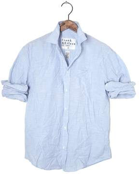 Frank And Eileen Mens Luke Solid Chambray Shirt