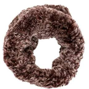 Glamour Puss Glamourpuss Fur Knit Snood