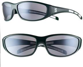NCAA Adult Michigan State Spartans Wrap Sunglasses