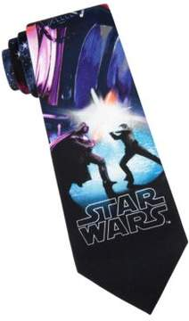 Star Wars Vader and Luke Duel Tie