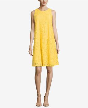 ECI Lace Shift Dress