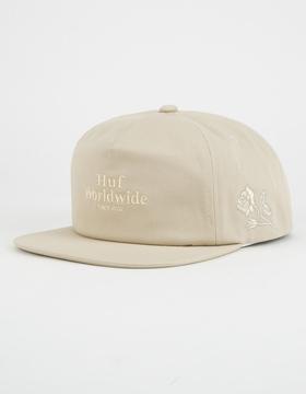 HUF Ambush Roses Mens Snapback Hat