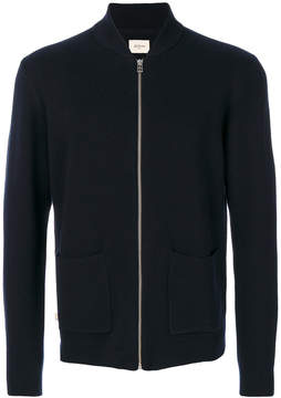 Bellerose zipped cardigan