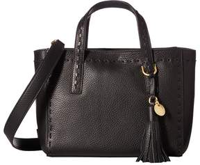 Cole Haan Ivy Pic Stitch Small Tote Tote Handbags