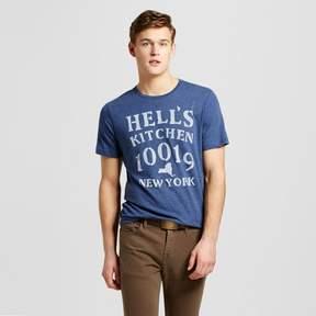 Awake Men's New York Hell's Kitchen T-Shirt - Navy
