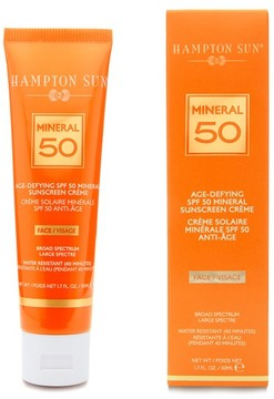 Hampton Sun AgeDefying Spf 50 Mineral Crà ̈me