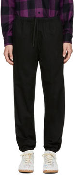 Alexander Wang Black Chefs Trousers