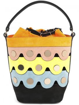 Pierre Hardy Penny Lace Bucket bag