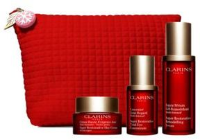 Clarins Super Restorative Trio