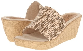 Sbicca Fiorella Women's Wedge Shoes