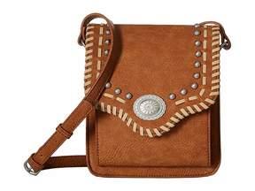 American West Los Alamos Crossbody Flap Bag