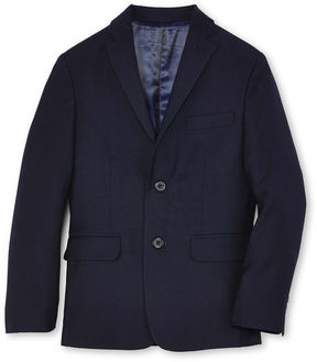 Izod Navy Suit Jacket - Boys 8-20 and Husky