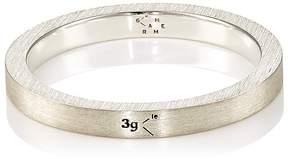 Le Gramme Men's Le 3 Ring