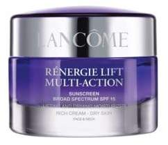 Lancome Renergie Lift Multi-Action For Dry Skin/1.7 oz.