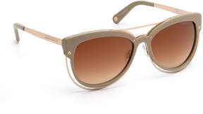 Henri Bendel Quinn Round Sunglasses