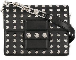Michael Kors 'Cate' chain shoulder bag - BLACK - STYLE