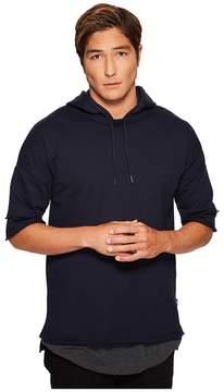 Publish Kaiden Hooded Short Sleeve Shirt Men's Short Sleeve Pullover