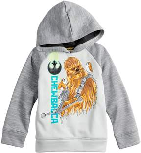 Star Wars Jumping Beans Toddler Boy Chewbacca Raglan Hoodie