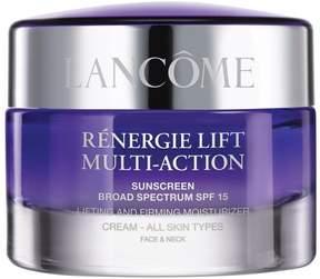Lancôme 2.6 oz. Rénergie Lift Multi-Action Face Cream SPF 15 AS