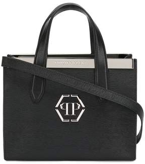 Philipp Plein logo shoulder bag