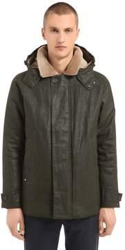 Henri Lloyd Limited Consort Waxed Canvas Jacket