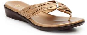 Italian Shoemakers Leela Wedge Sandal - Women's