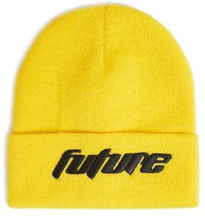 21men 21 MEN Men Future Graphic Beanie