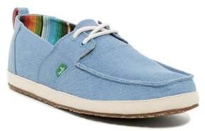 Sanuk Admiral Lace-Up Shoe