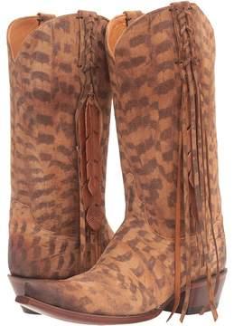 Lucchese Tori Cowboy Boots