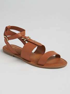 Gap Strappy Buckle Sandals