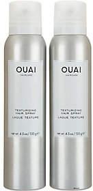 Ouai Texturizing Hairspray Duo