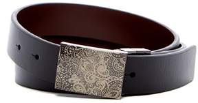 Robert Graham Holmes Reversible Leather Belt