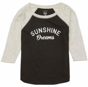 Billabong Girls' Sunshine Dreams Graphic Long Sleeve Tee 8167437